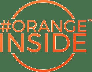 #OrangeInside