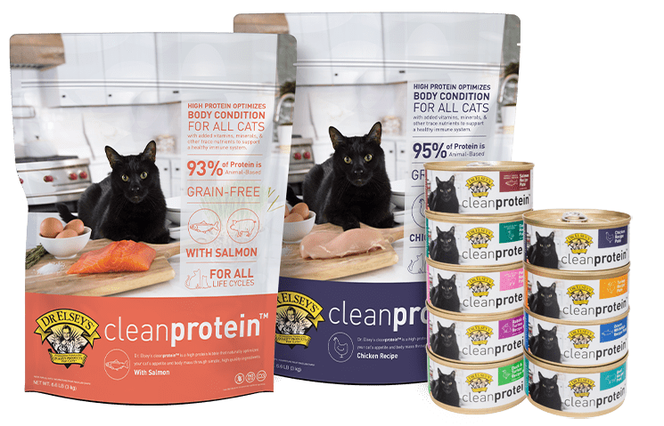 Clean Protein Products