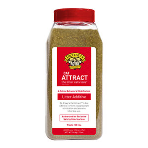 Cat Attract™ Litter Additive