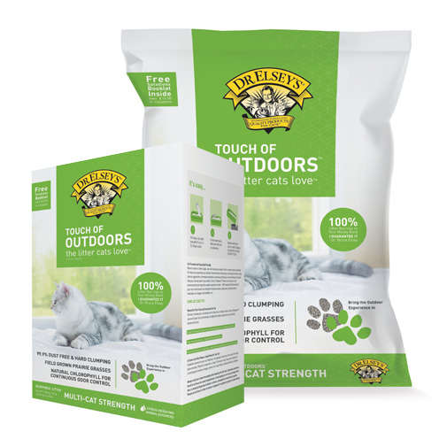 Touch of Outdoors™ Litter