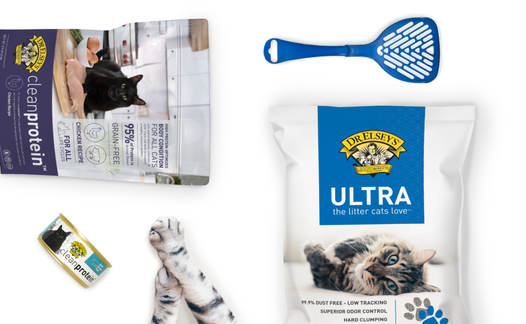 Ultra Litter and cleanprotein™ Chicken Recipe