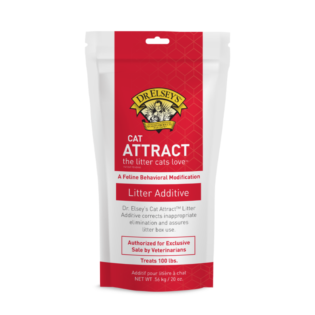 Dr. Elsey's Cat Attract™ Litter Additive pouch
