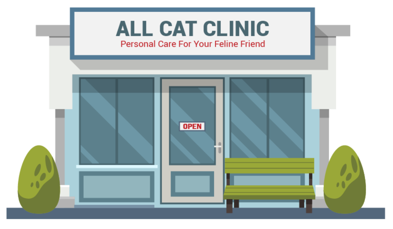 all cat clinic image